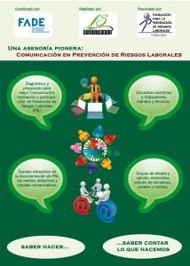 CARTEL ASESORIA COMUNICAR EN PRL