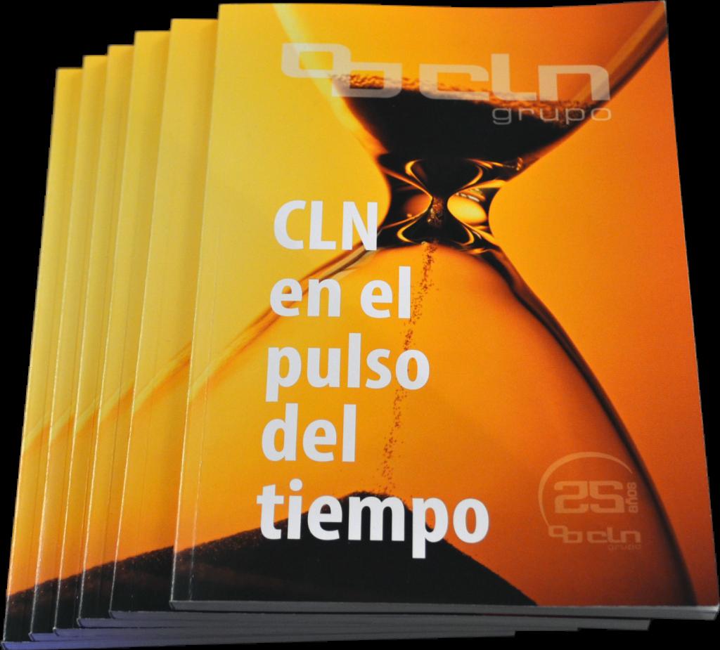 Libro 25 Aniv CLN 1